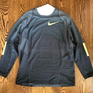 Nike Pro Hyperwarm - Men's long sleeve. Size XXL